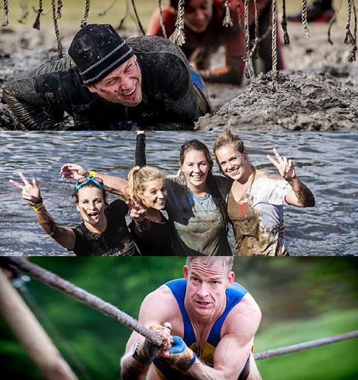 Haarlemmermeer 2017 - Mud Masters Obstacle Run
